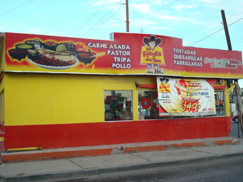 La Fiesta del Taco