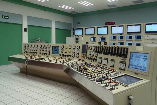 Foto de Planta de Energía Geotérmica de Cerro Prieto