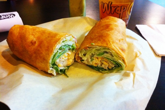 Ranch Del Jefe Wrap Express
