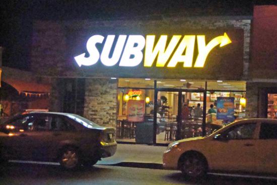 Subway Benito Juárez