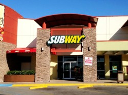 Subway Plaza Cataviña