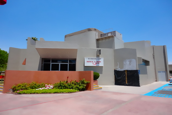 Auditorio de CETYS Campus Mexicali