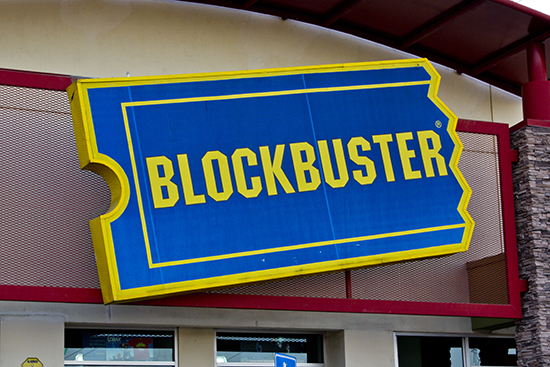 Foto de Blockbuster Video