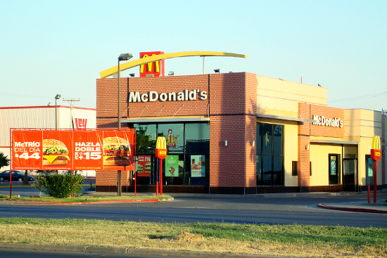 McDonald's villanova