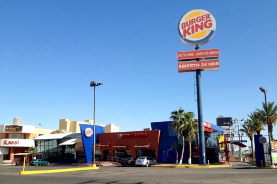Burger King Benito Juárez
