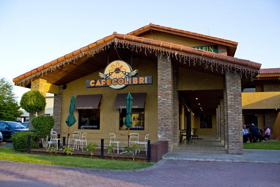 Café Colibri en Mexicali