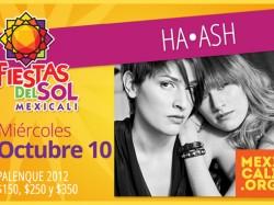 Ha-Ash en Mexicali 2012