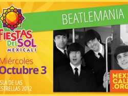 Beatlemania en Mexicali