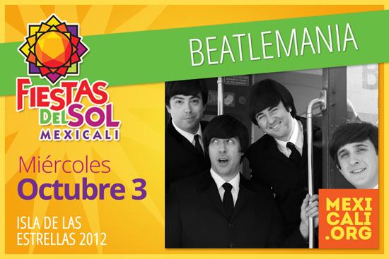 Beatlemania en la Isla de las Estrellas