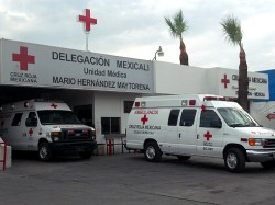 Cruz Roja Mexicana Delegación Mexicali