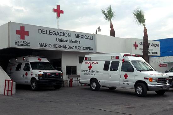 Cruz Roja Mexicali