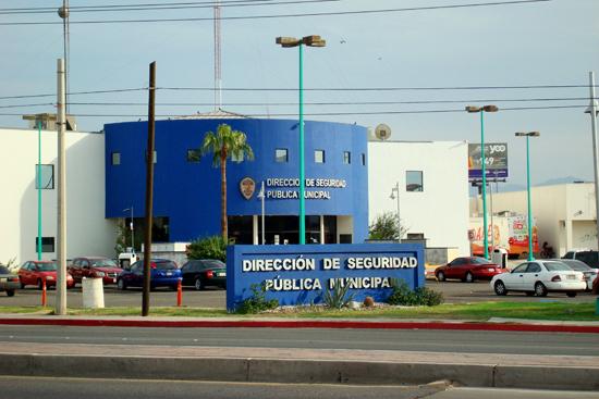 Dirección de Seguridad Pública Municipal