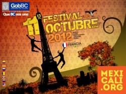 11vo Festival de Octubre 2012