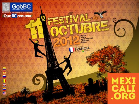 11vo Festival de Octubre Mexicali
