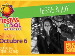 Jesse & Joy en Mexicali