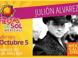 Julión Álvarez en Mexicali