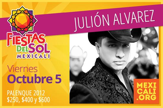 Julión Alvarez en Mexicali