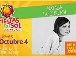 Natalia Lafourcade en Mexicali