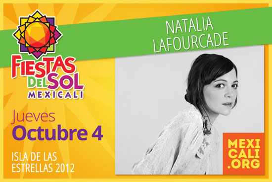 Natalia Lafourcade en la Isla de las Estrellas