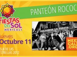 Panteón Rococó en Mexicali
