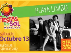 Playa Limbo  en Mexicali 2012