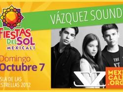 Vázquez Sounds  en Mexicali