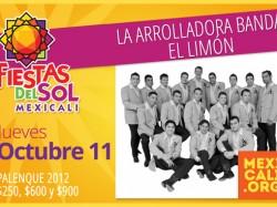 La Arrolladora Banda El Limón en Mexicali