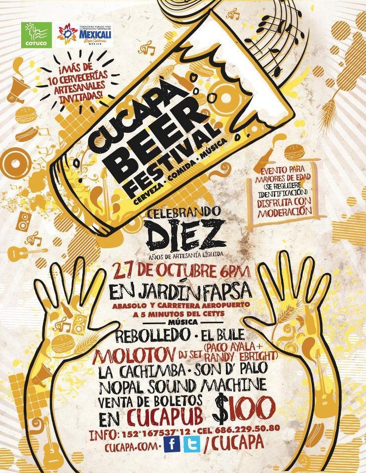 Cucapá Beer Festival