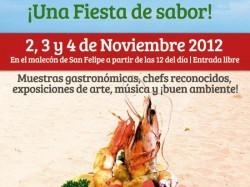 Festival del camarón 2012