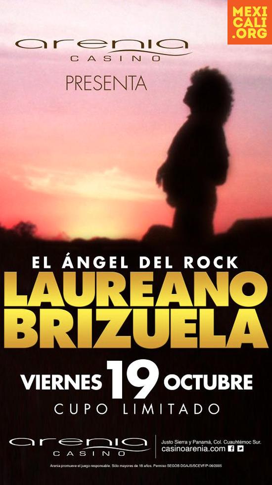 Laureano Brizuela en Mexicali