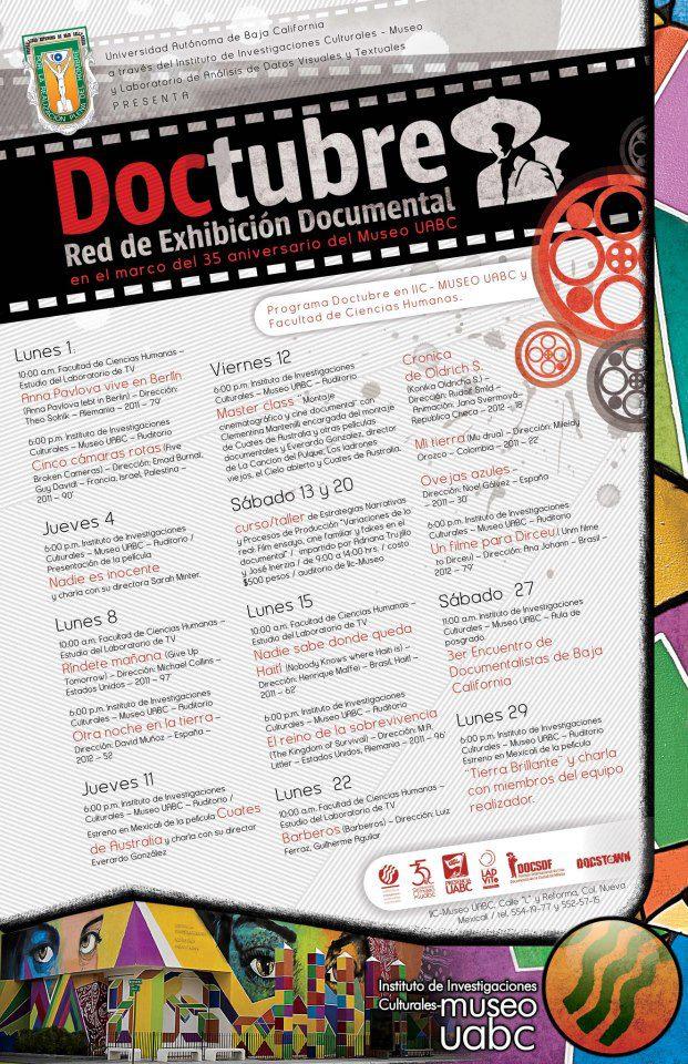 Doctubre - Red de Exhibición Documental