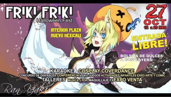 Friki Friki Halloween Fest