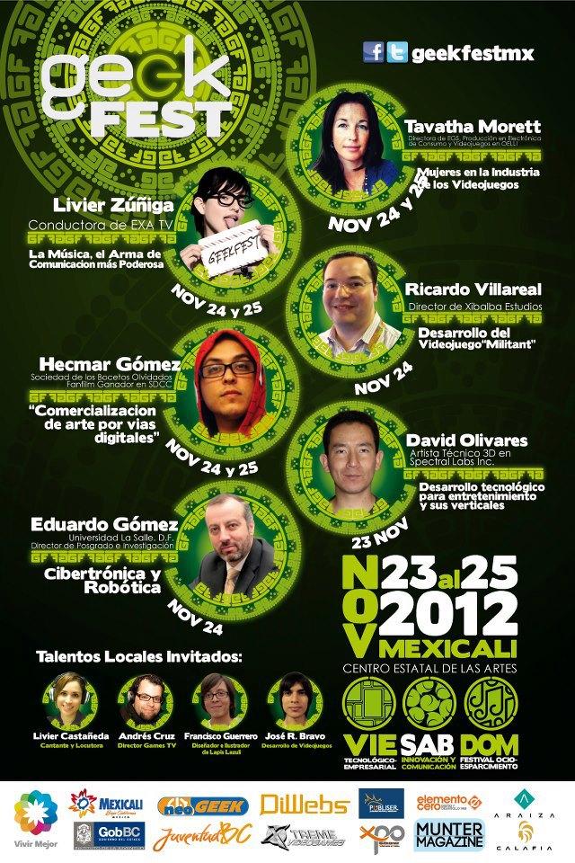 Geekfest Mexicali