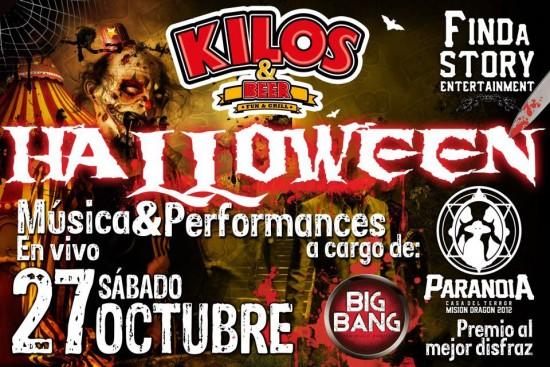 Halloween Kilos & Beer