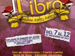 I Feria del libro Malbina Robles Robles