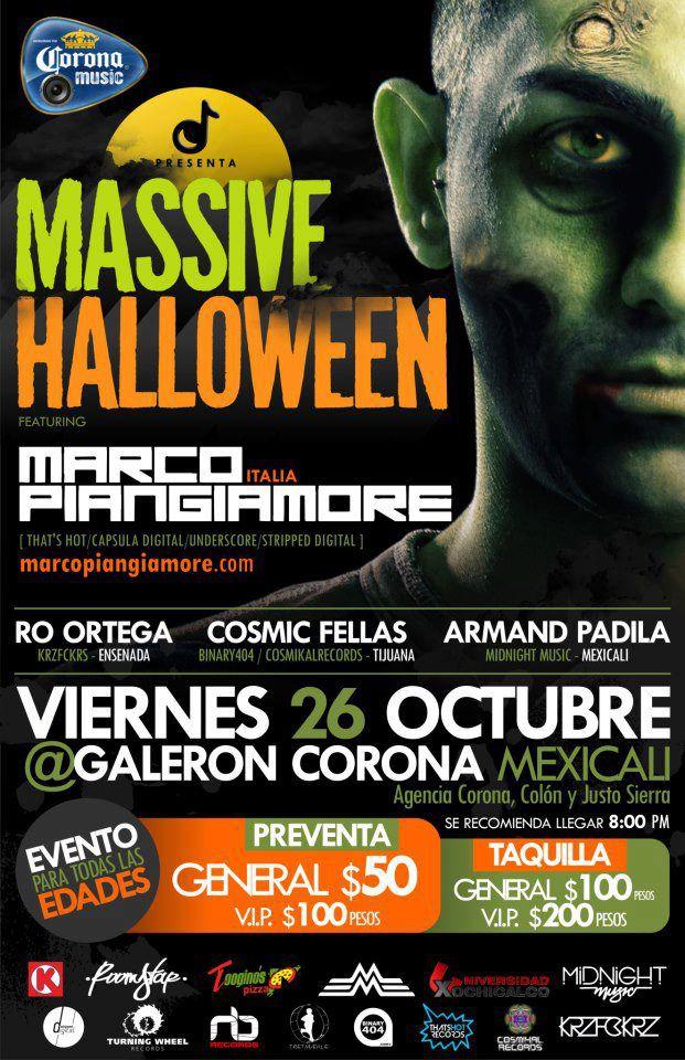 Massive Halloween