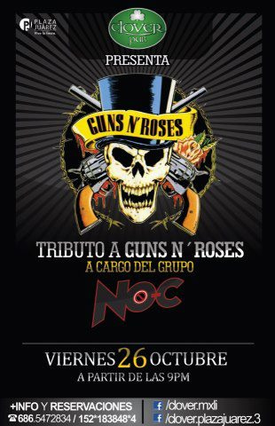 Tributo a Guns N Roses