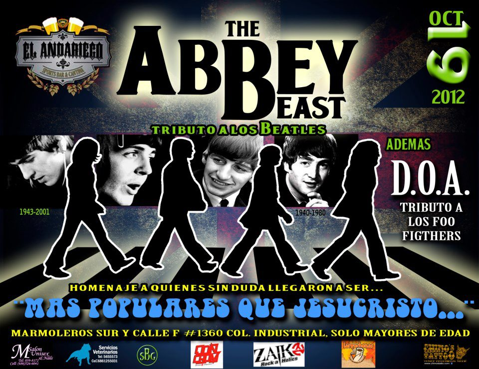 Tributo a los Beatles