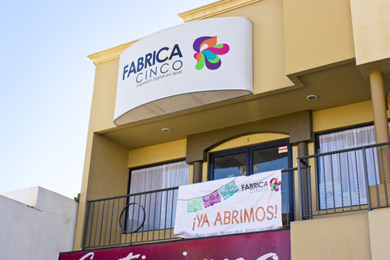 Fábrica Cinco en Mexicali