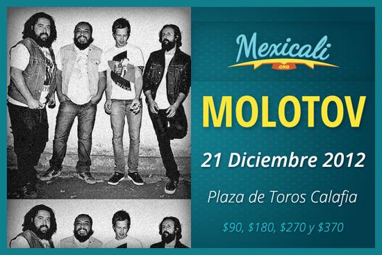 Molotov en Mexicali