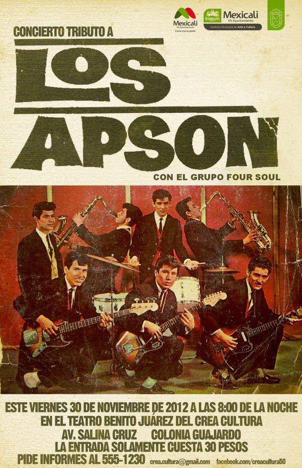 Tributo a Los Apson