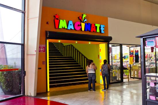 Imaginate Plaza Nuevo Mexicali