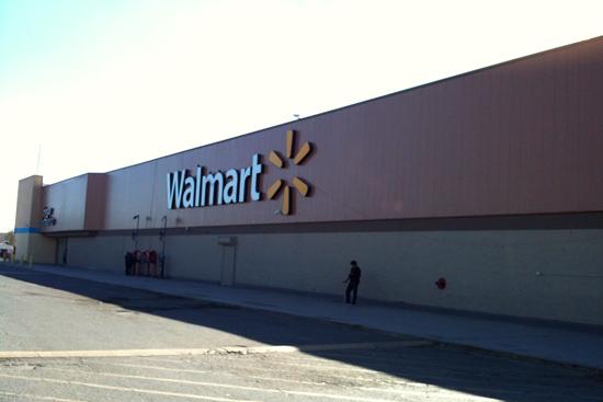 Walmart Lázaro Cárdenas