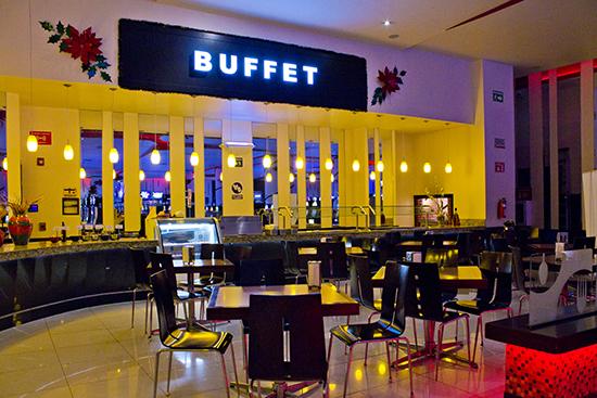 Buffet en Winpot Casino
