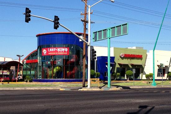 Burger King Plaza Cataviña