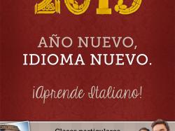 Cursos de italiano en Mexicali