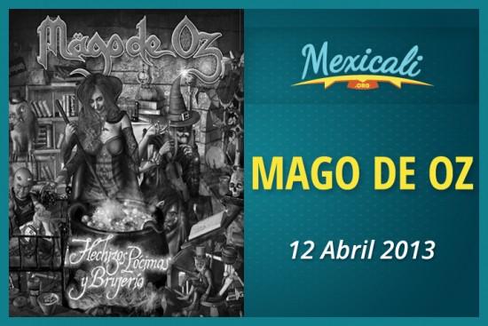 Mago de Oz en Mexicali