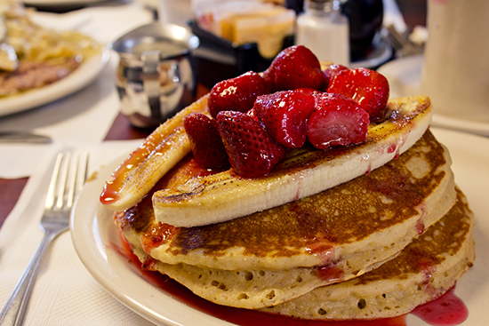 Pancake House en Mexicali