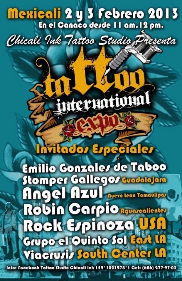 Tattoo international expo