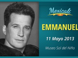 Emmanuel en Mexicali 2013
